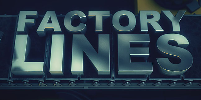 Discovery Channel – Factory Lines/Life on the Line