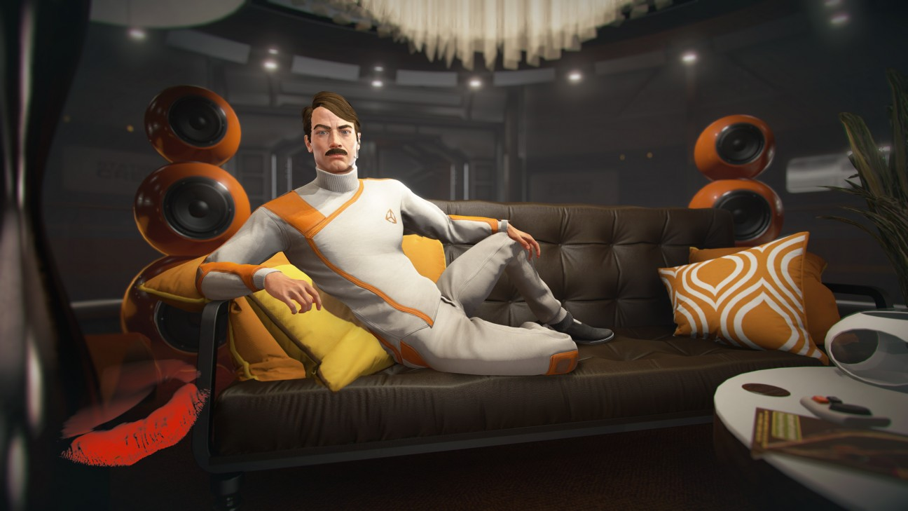 UnityLabs-Couch