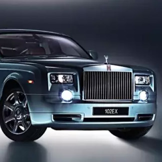Rolls Royce – Electric Luxury